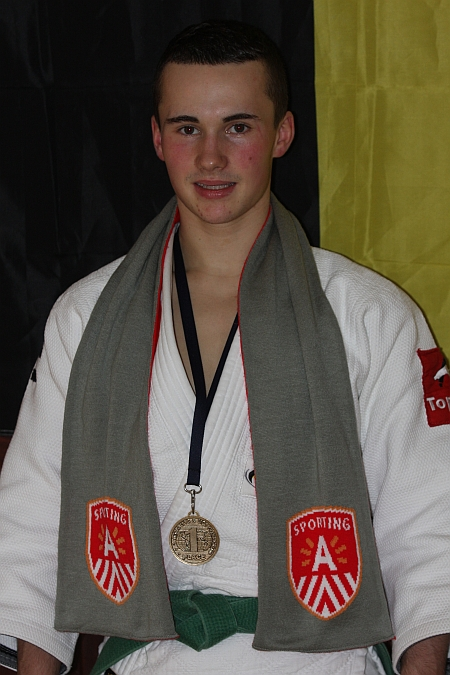 Louis Cloots Wereldkampioen Ju-Jitsu Fighting U18 23/11