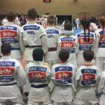 Super prestaties op Provinciaal Kampioenschap 2017 judo U15-18-21 te Schoten op 4 feb