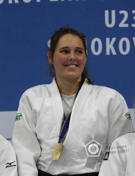 Roxane - een stralende Europees Kampioen