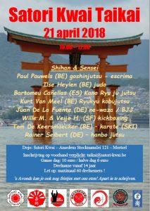 Takai 2018 - affiche